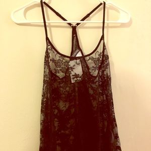 New With Tags - H&M lace top